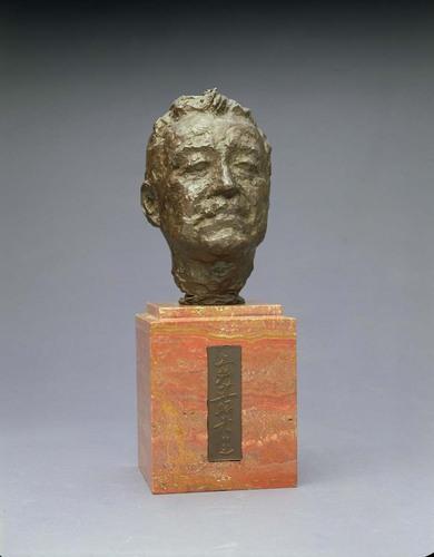 菅原安男 (1905-2001) 東京藝術大学大学美術館 収蔵品データベース: 作品情報 ; 彫